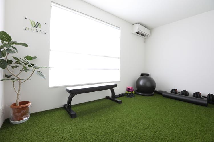 トレーニングルーム画像